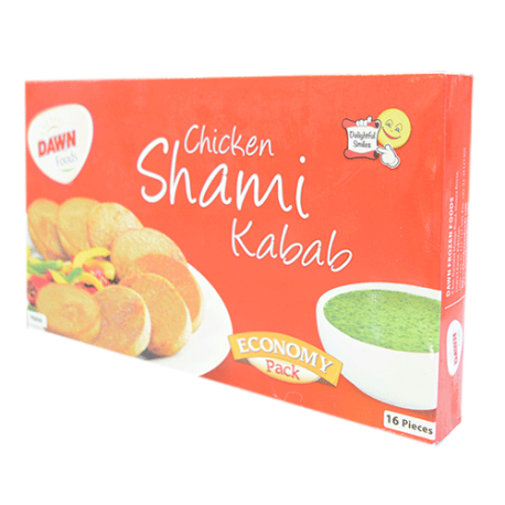 Dawn Chicken Shami Kabab 16pcs