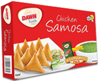 Dawn Chicken Samosa 12pcs