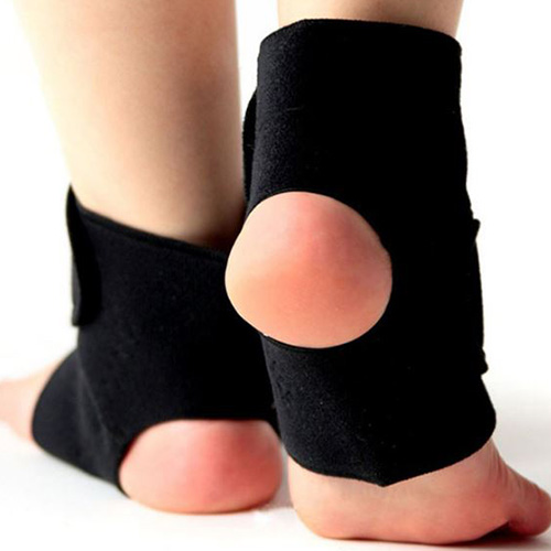 ANKLE SUPPORT SELF-HEATING THERAPY
