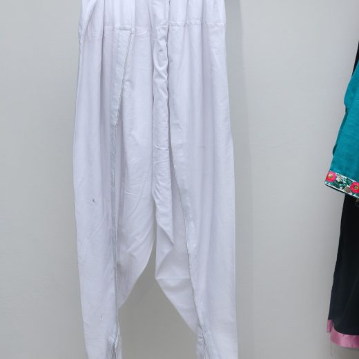 Imported white trouser