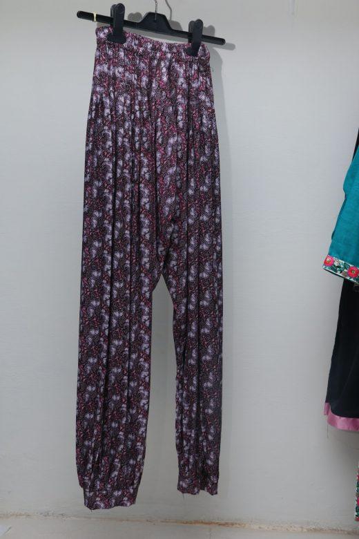 Fancy Trouser patyala look