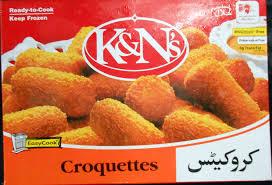 K&NS Croquettes 1kg