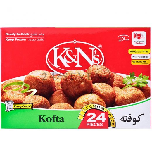 K&NS Kofta Economy Pack 24pcs