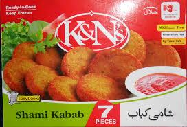 K&NS Shami Kabab 612gm