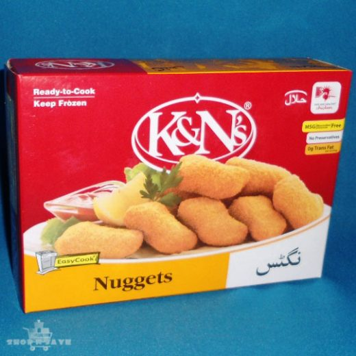 K&NS Nuggets 270gm