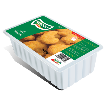 Menu Chicken Nuggets 1kg
