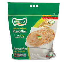 Menu Whole Wheat Paratha 30pcs