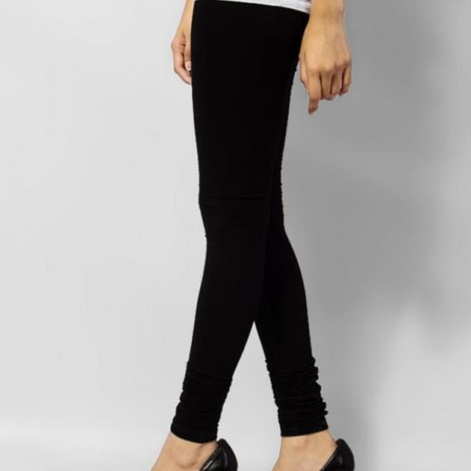 Black Tights For Women front