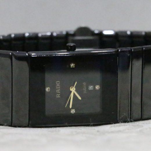 Rado Ceramic Jubli Watch for Men first view