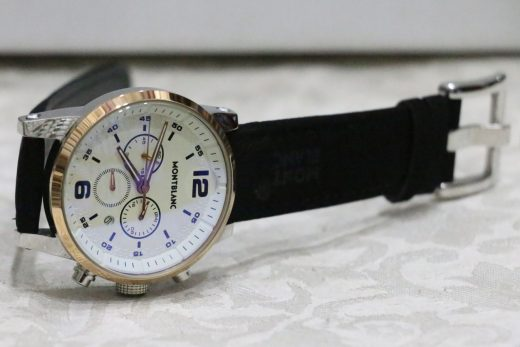 Montblank Chrnograph Watch for Men first view