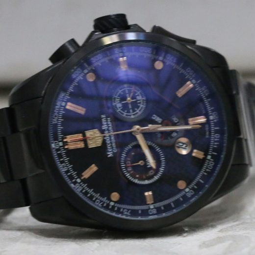Tag Huer Marcedeez Benz Watch for Men first view