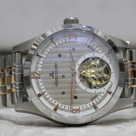 Jaguer Skeliton Automatic Watch for Men first view