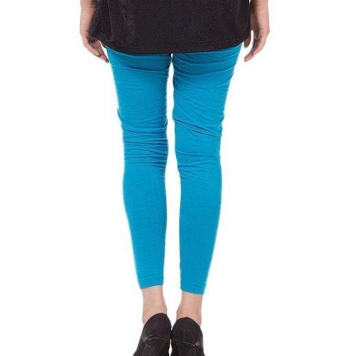 Light Blue Tights For Women front