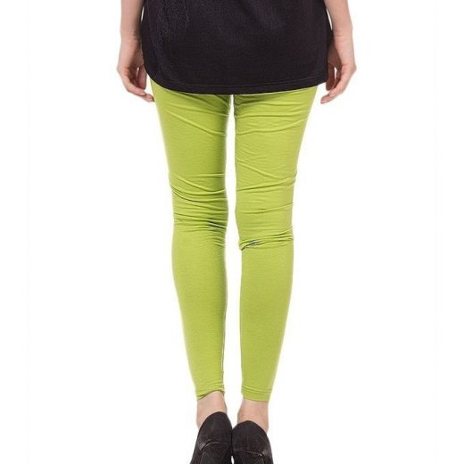 Light Green Tights For Women front