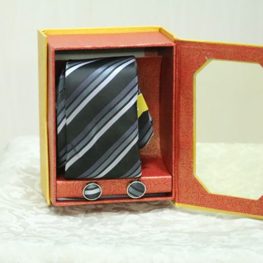 Men's Tie With Set first view