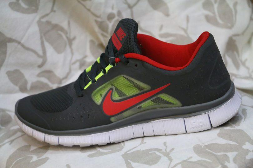 Nike free Run 5.0 + orginal runner second view