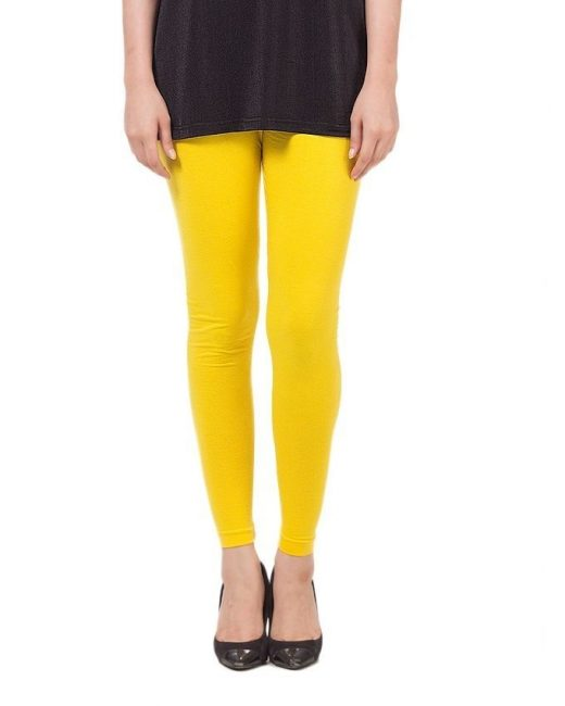 Yellow Tights For Women front
