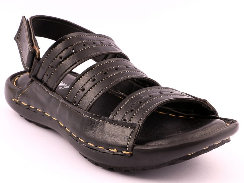 Kids Children Formal Sandal BLACK