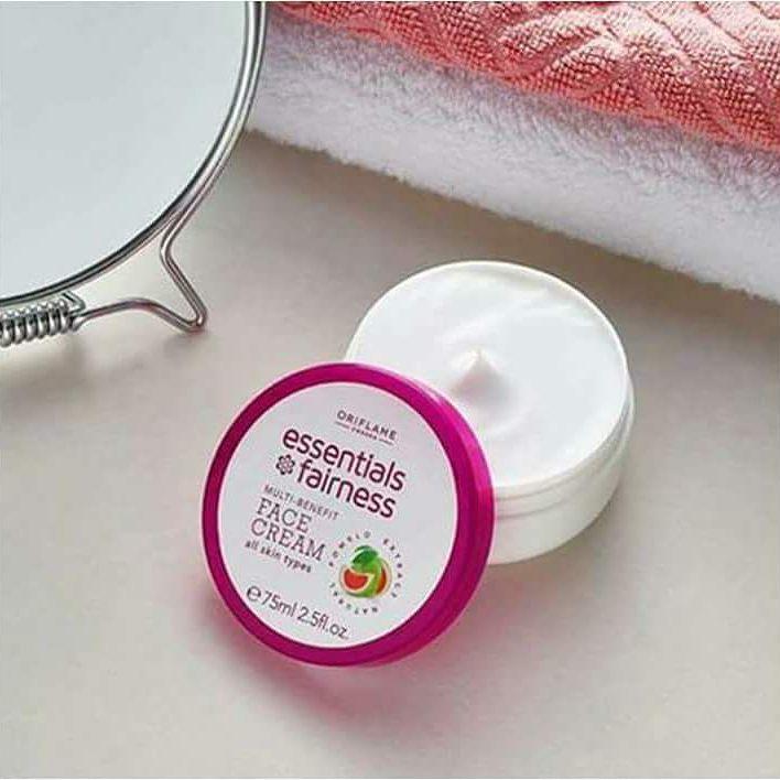 Essentials Fairness Multi-Benefit Face Cream