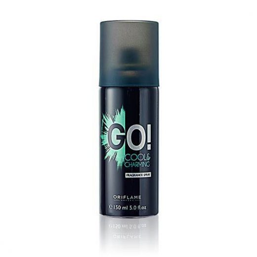 GO! Cool & Charming Fragrance Spray